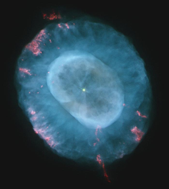 Hubble - NGC 7662