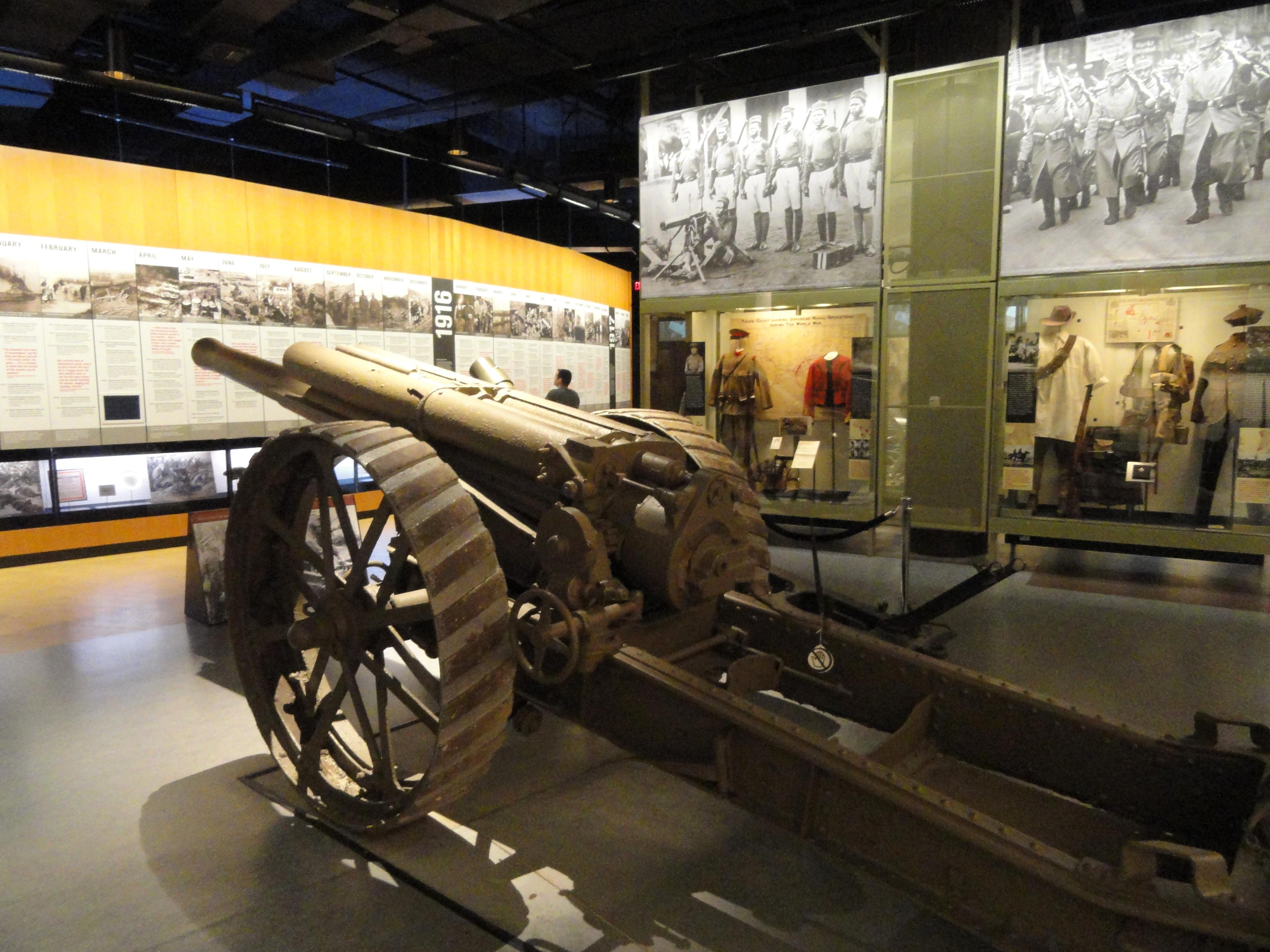 FileNational World War I Museum Kansas City MO DSCJPG - War museums in usa
