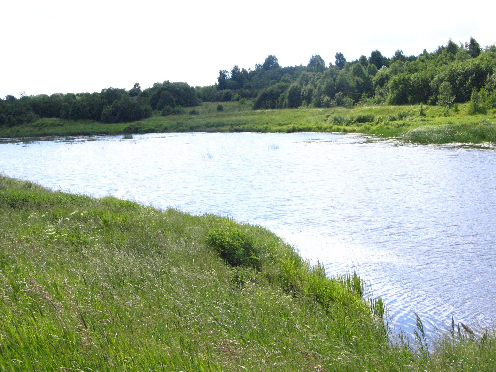 Nerl River (Volga)