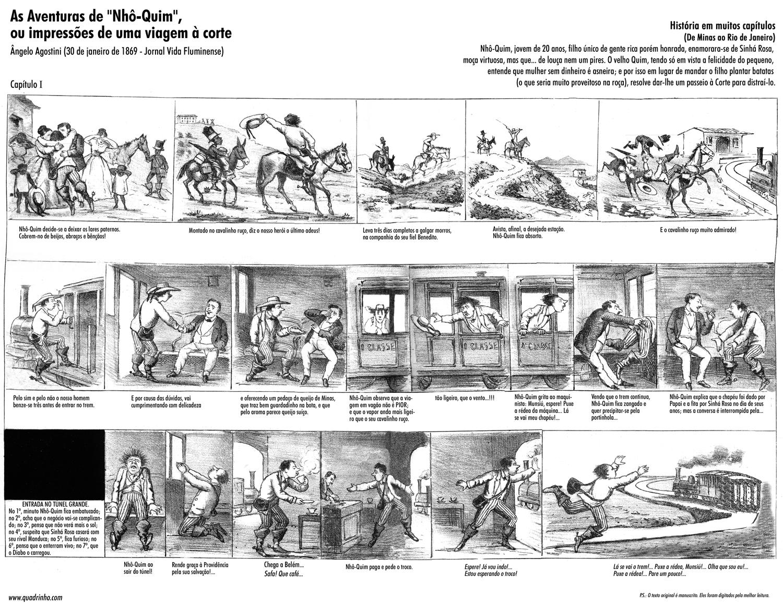 As Aventuras de Nhô Quim ou Impressões de Uma Viagem à Corte – Wikipédia, a  enciclopédia livre