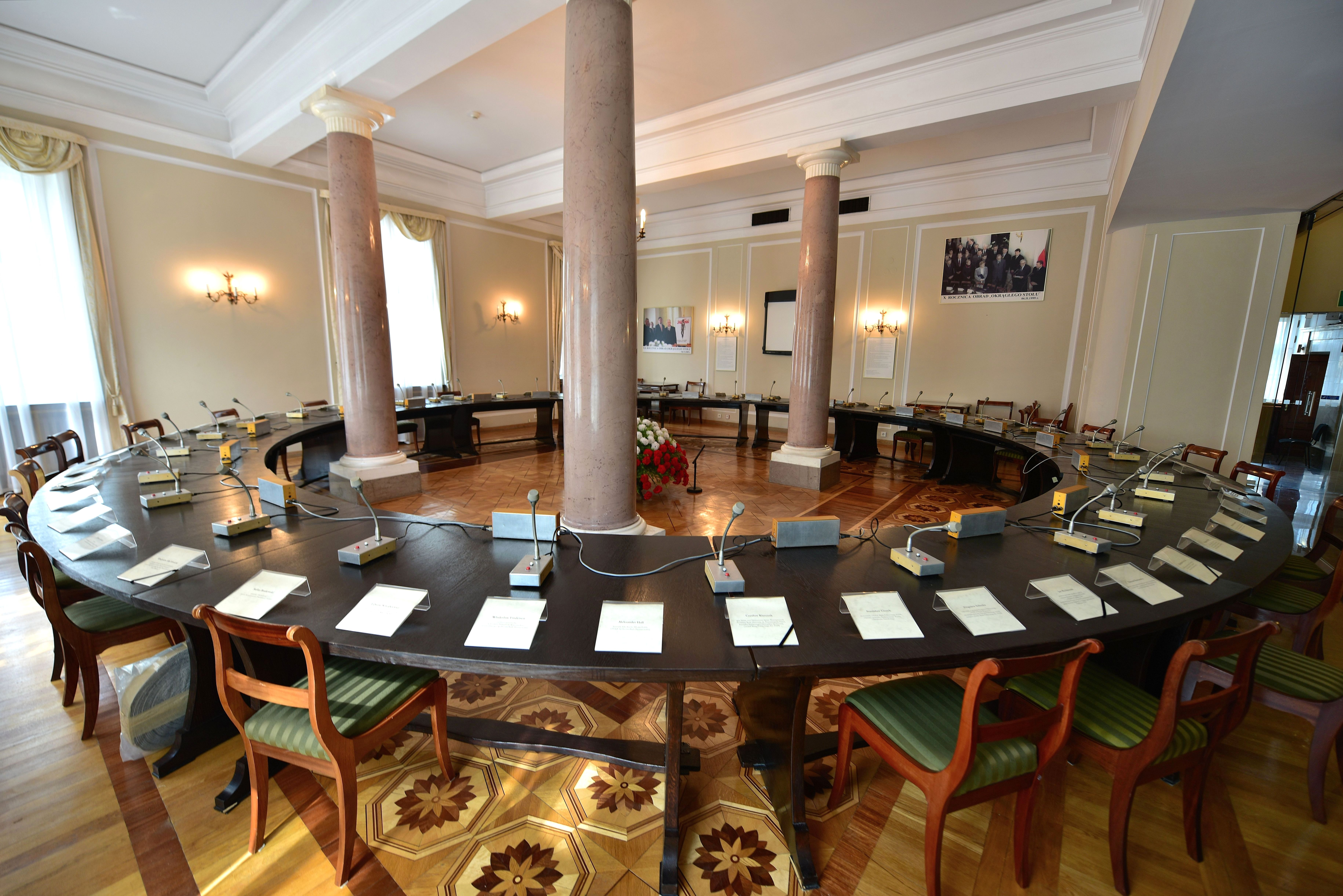 Runder Tisch Polen Wikipedia