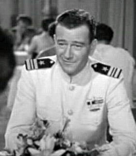 Screenshot of John Wayne from the film Operati...