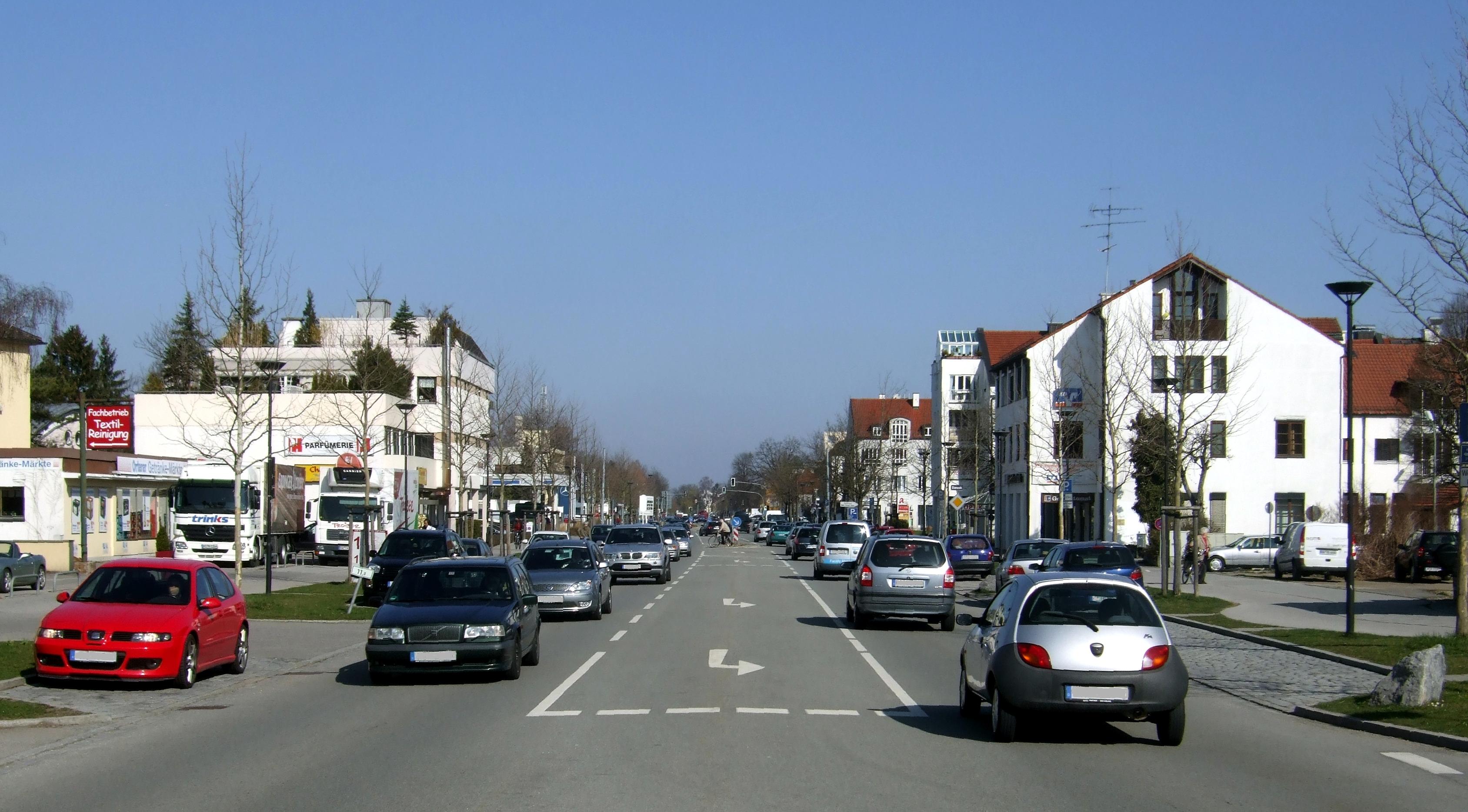 Fileottobrunn Rosenheimer Landstrase Jpg