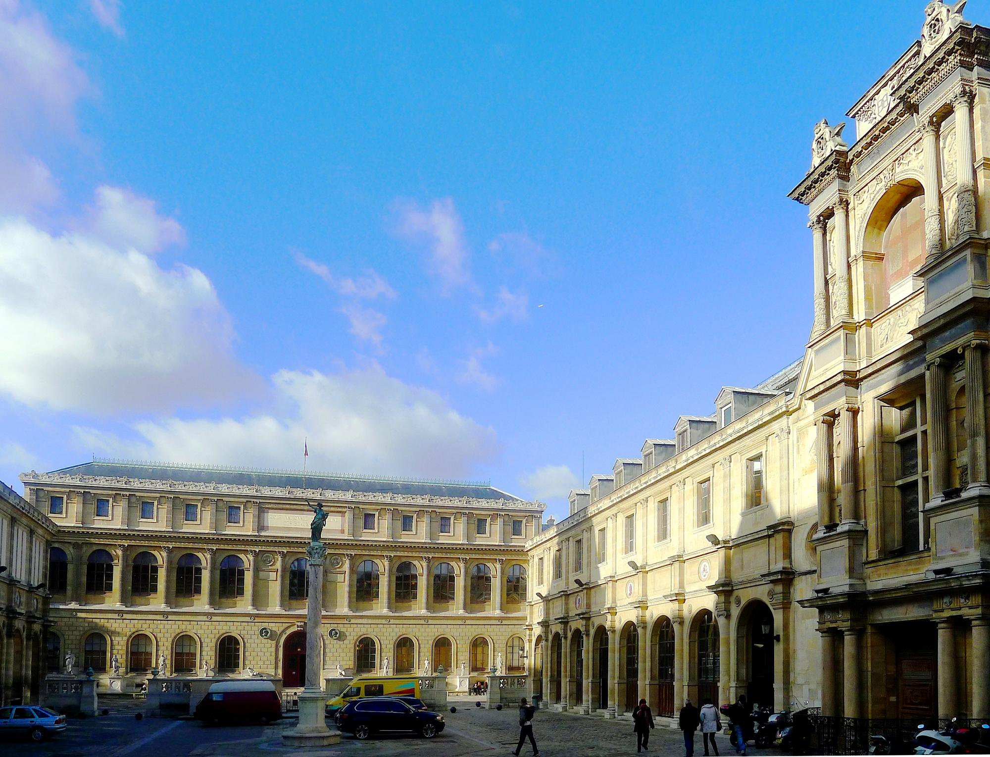File p1070497 paris vi cole nationale sup rieure des beaux arts rwk jpg wikimedia commons - Ecole des beaux arts paris ...