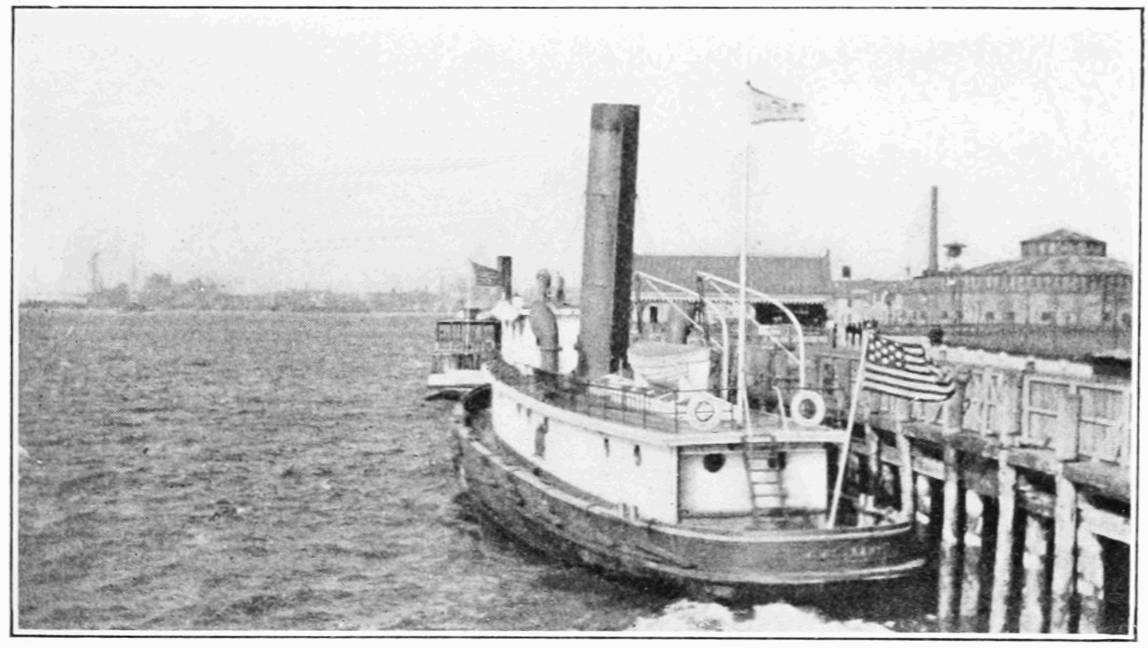 PSM V83 D319 Boarding cutter at ellis island.png