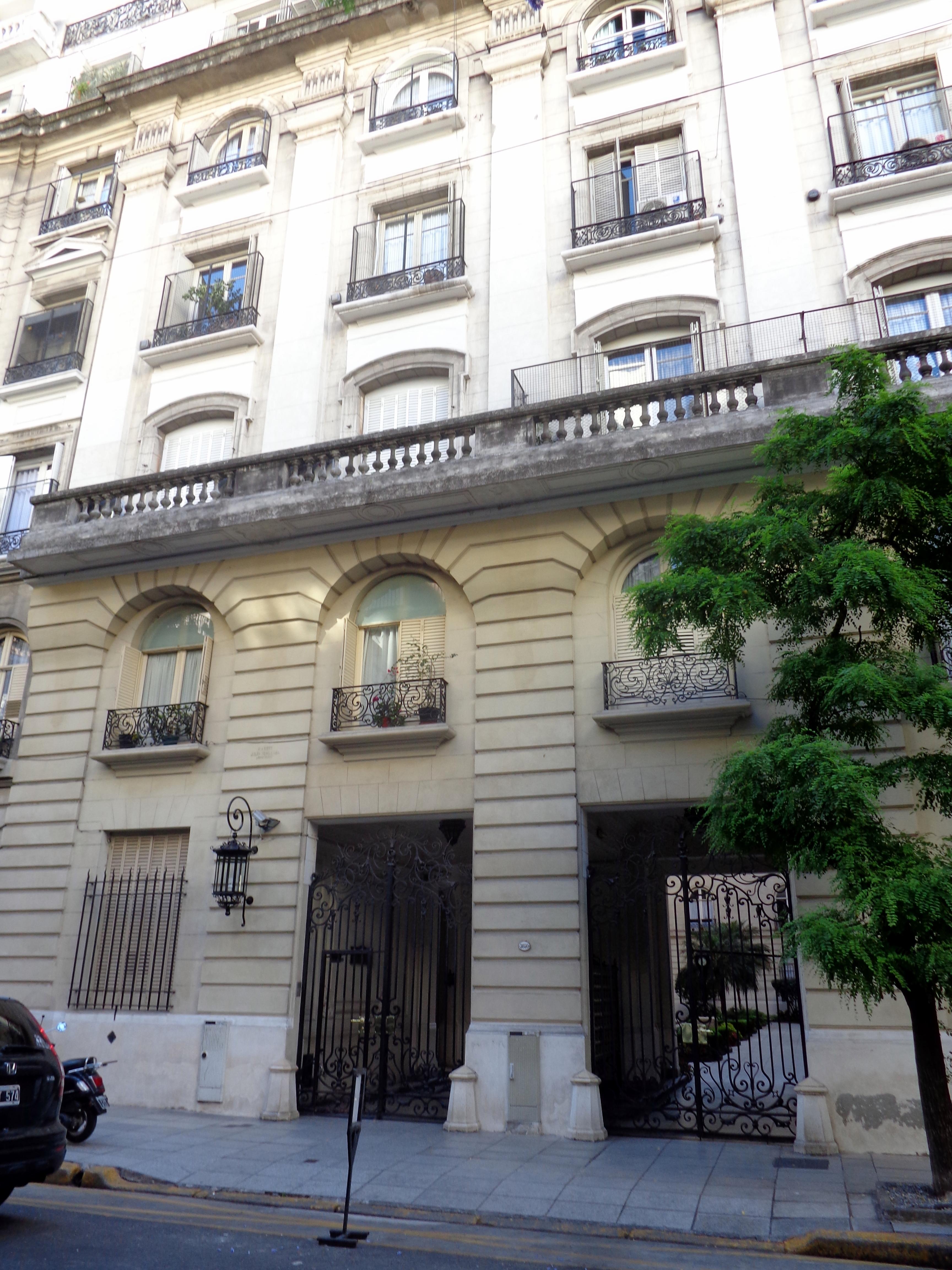 Depiction of Palacio de los Patos