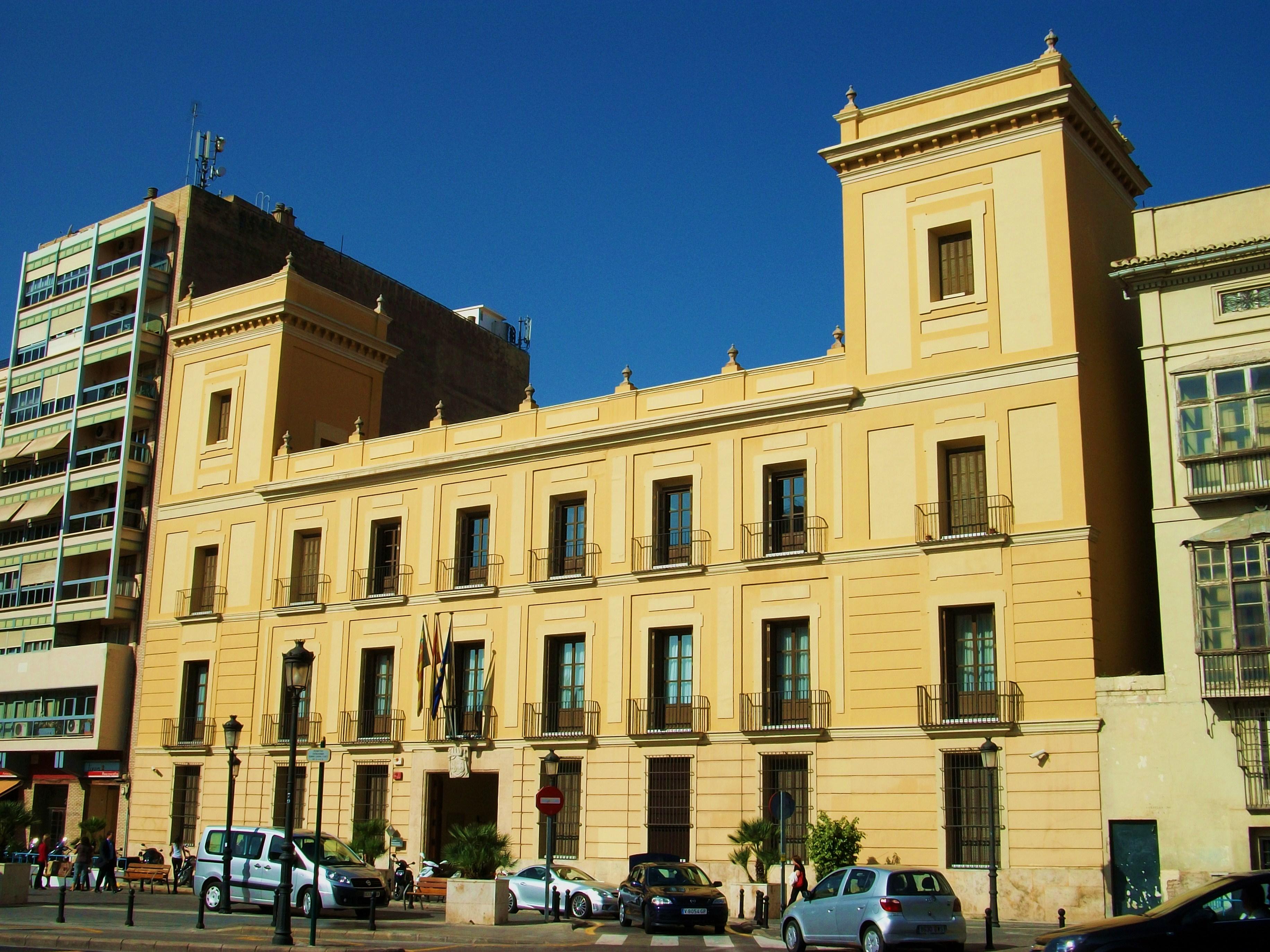 Resultado de imagen de palau de Cervelló, Valencia
