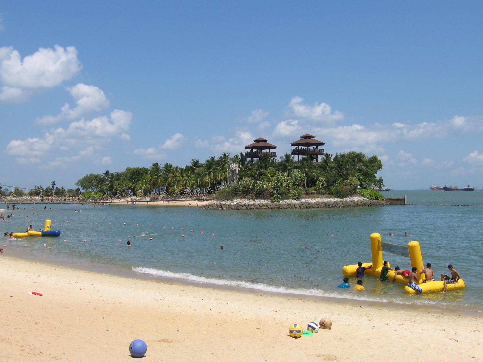 Palawan Beach's Attractions