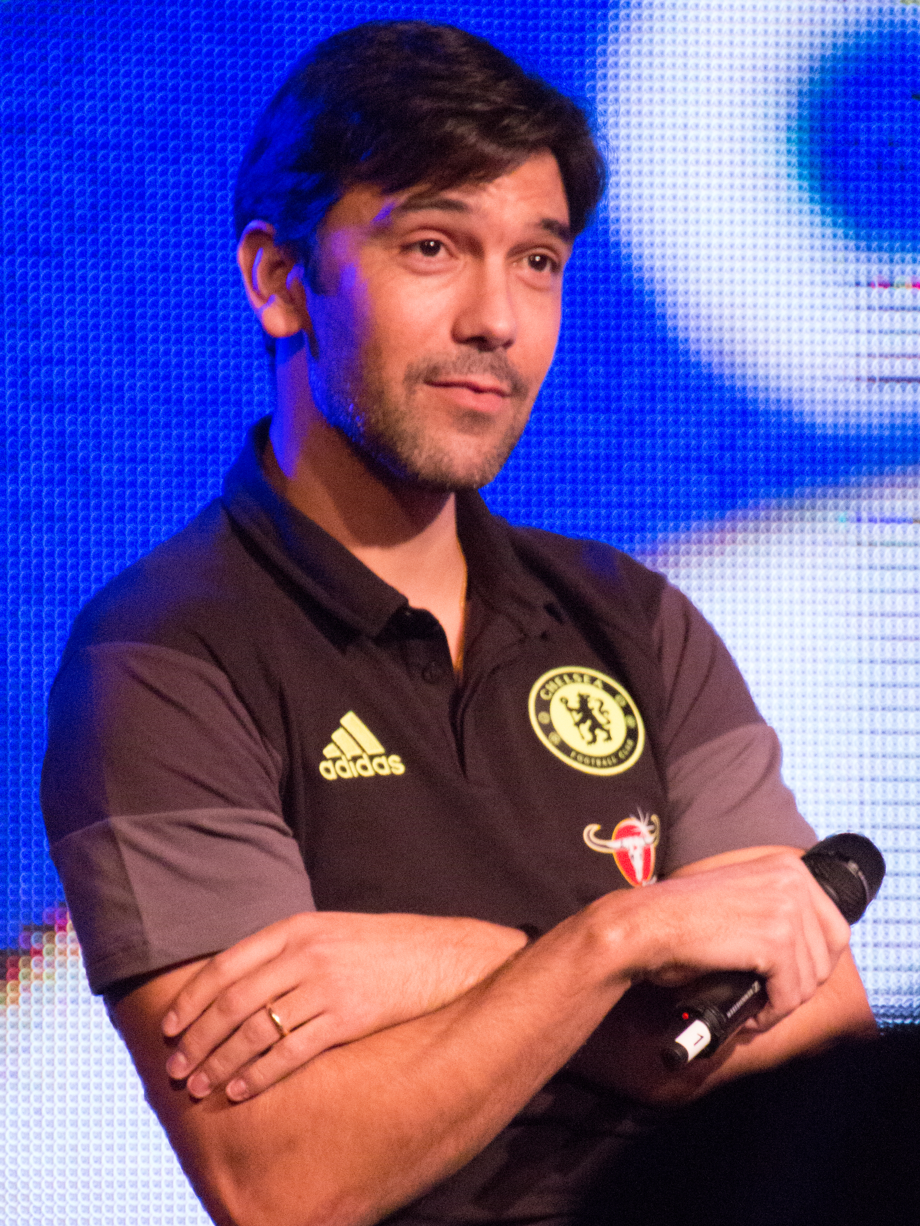 Ferreira with [[Chelsea F.C.|Chelsea]] in 2017