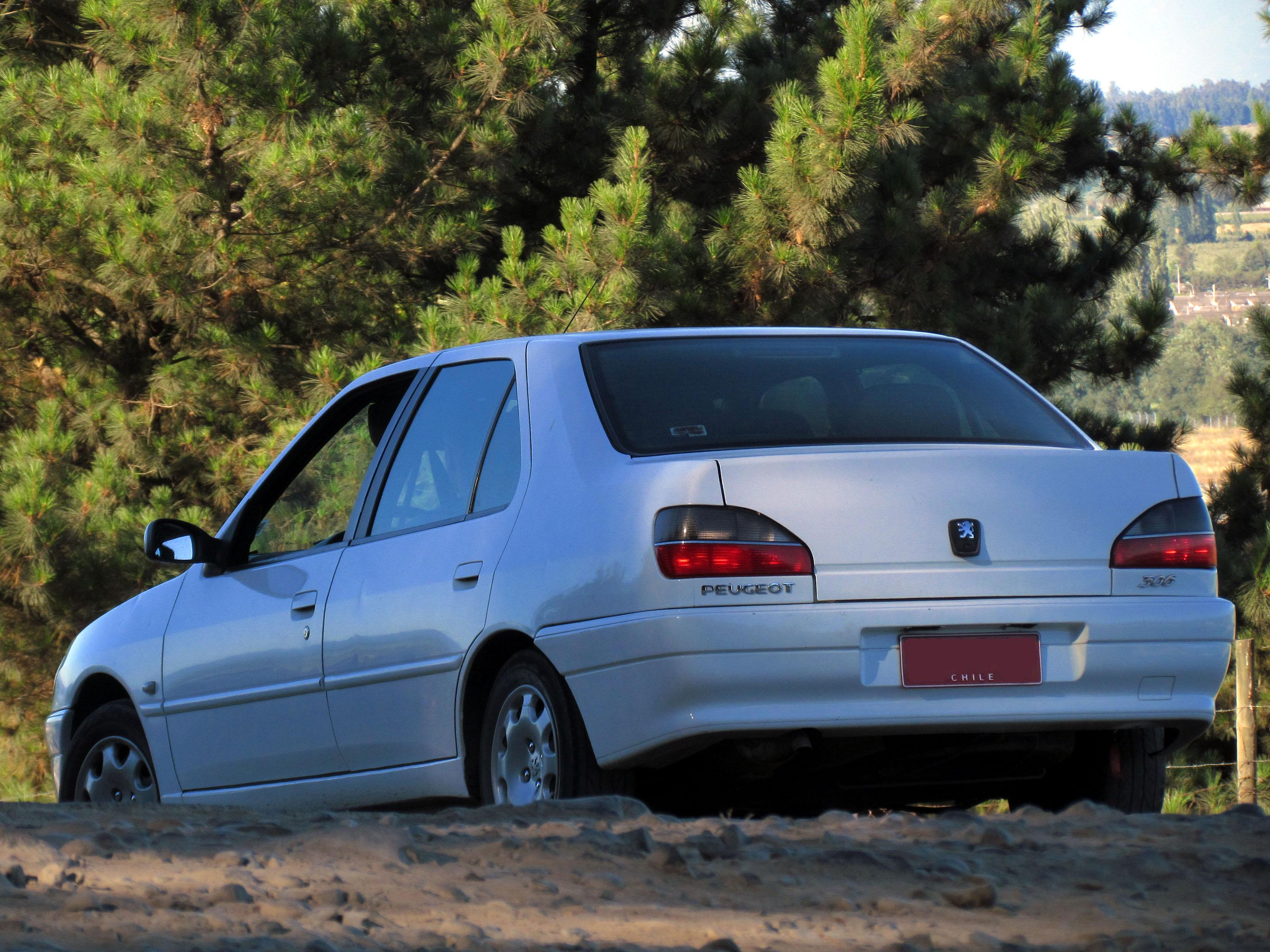 File Peugeot 306 Xr Sedan 2001 12059834655 Jpg Wikimedia Commons