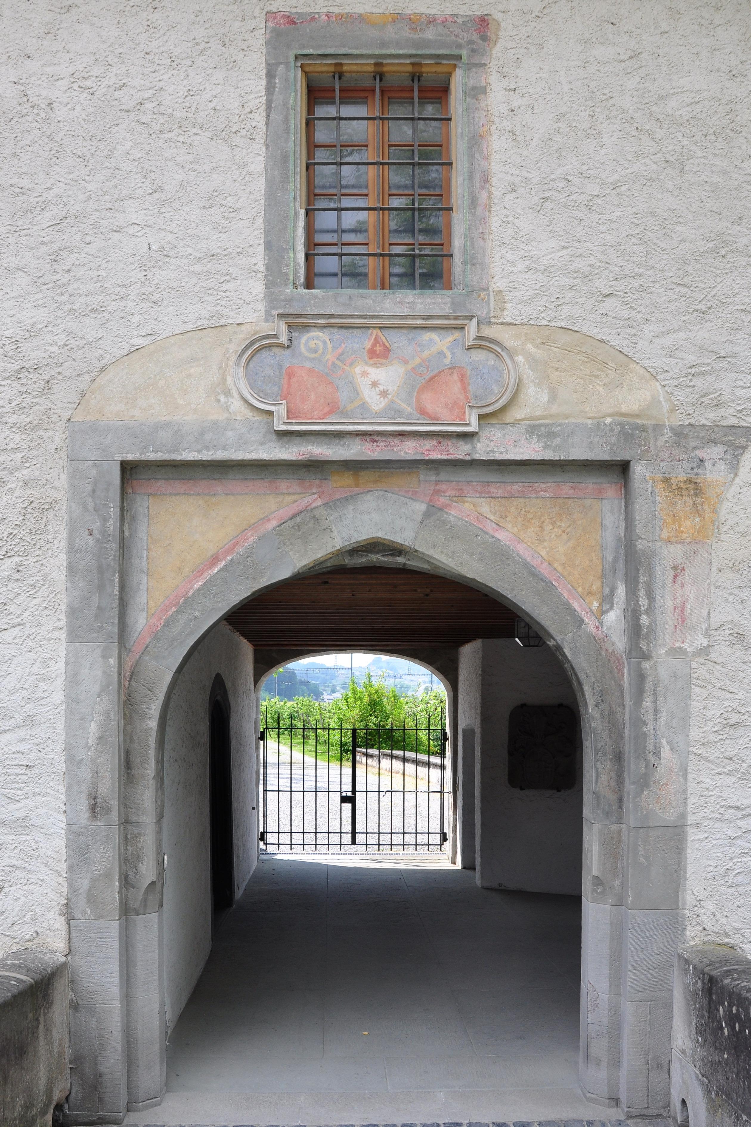 FilePfäffikon (SZ)  Schlosskapelle 20110430 141526