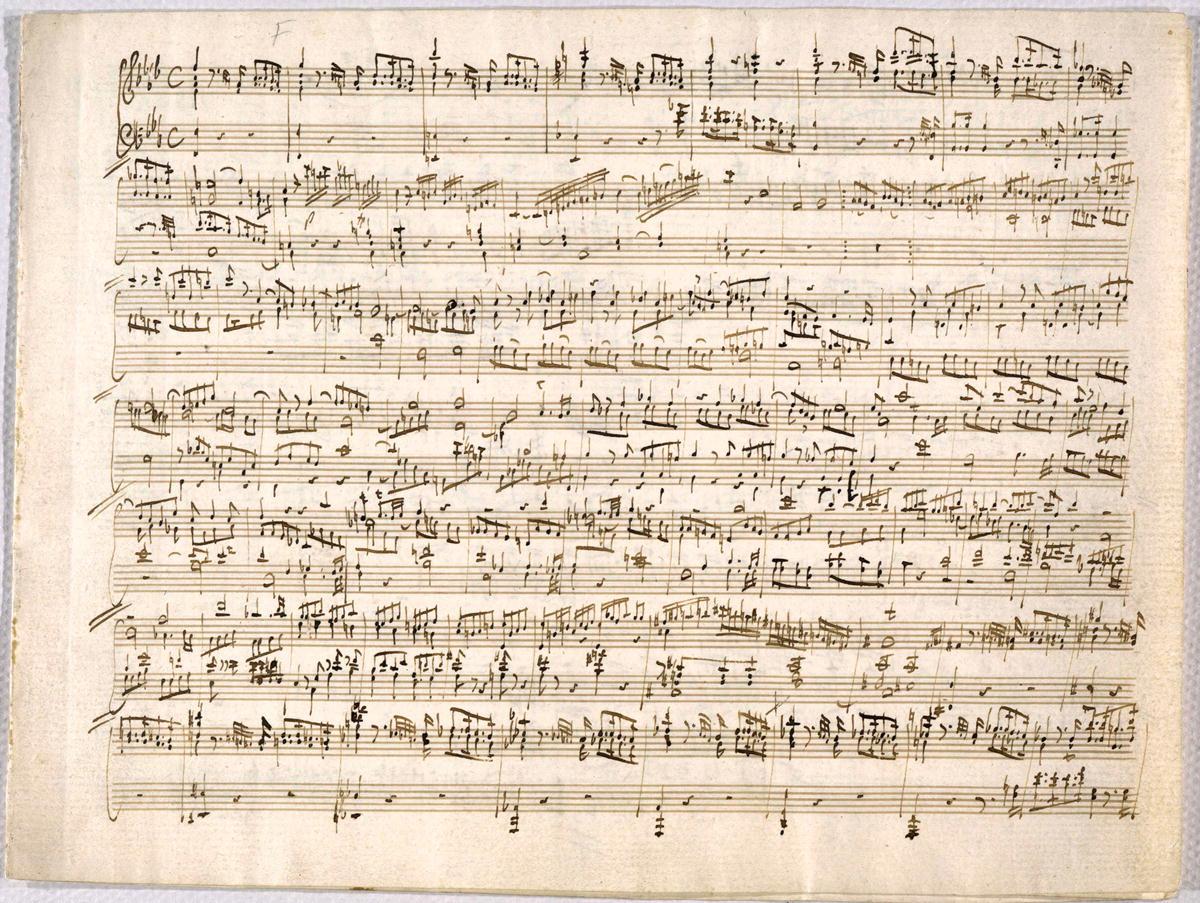 FilePhantasie für eine Orgelwalze, Allegro and Andante in F Minor ...