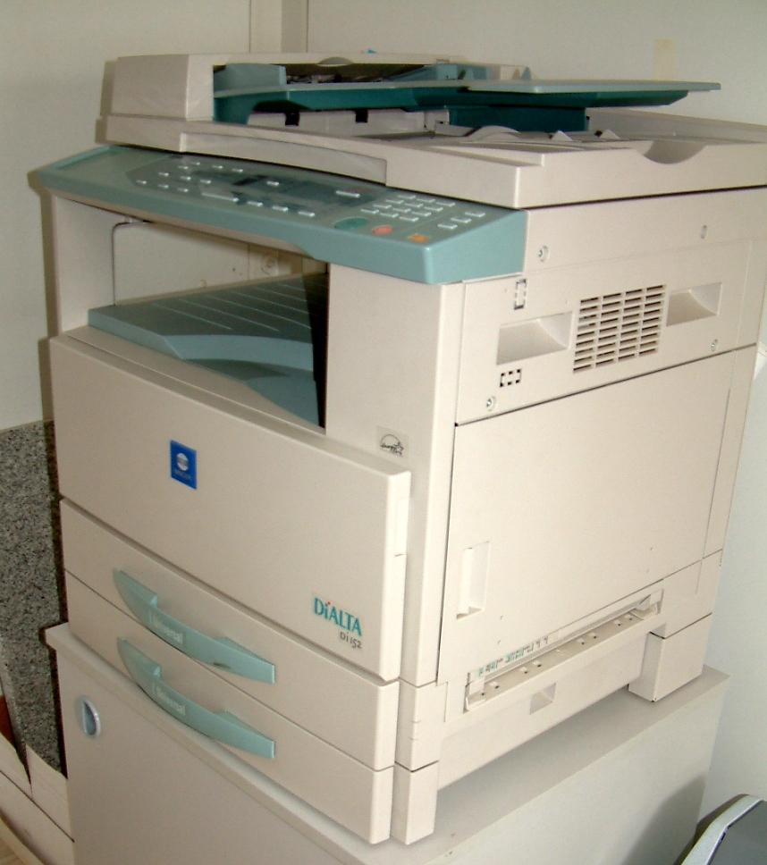 Fotocopia wikipedia la enciclopedia libre for Impresoras para oficina
