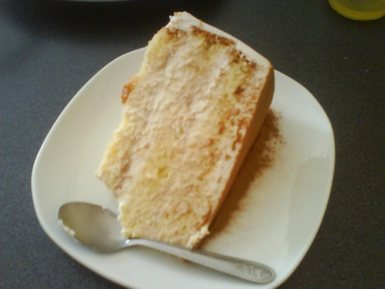 Cake A La Bananea Avec Huile Dolive