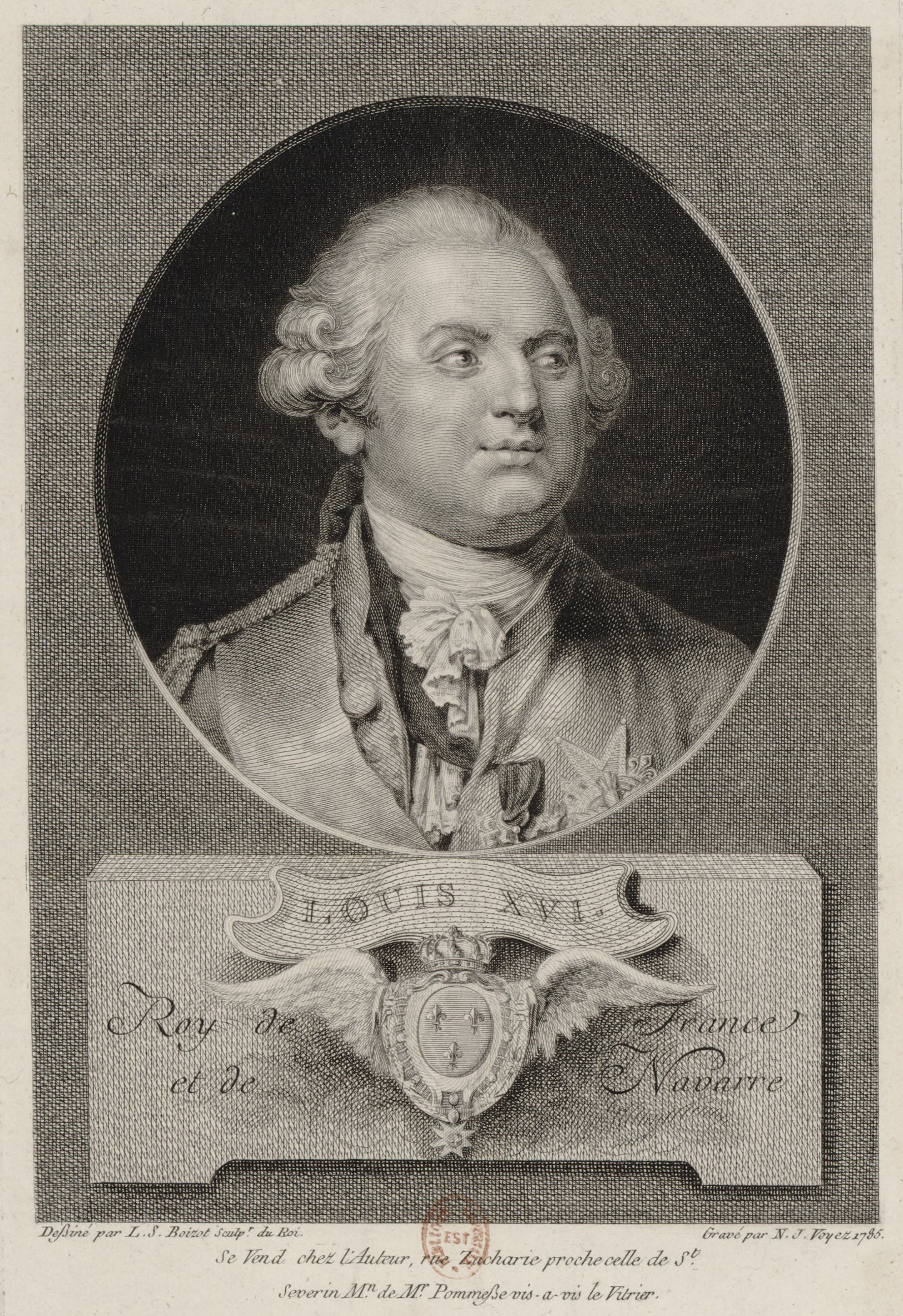 File:Portrait of Louis XVI of France - Voyez 1785.jpg