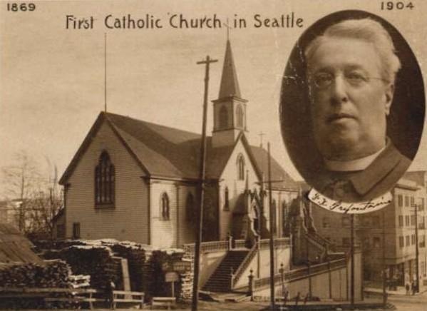 Francis X. Prefontaine - Wikipedia