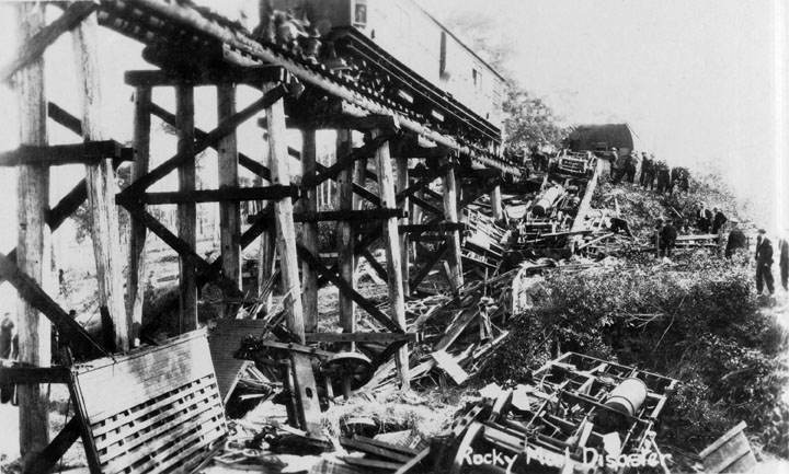 File:Queensland State Archives 1089 Traveston Railway Accident 9 June 1925.png