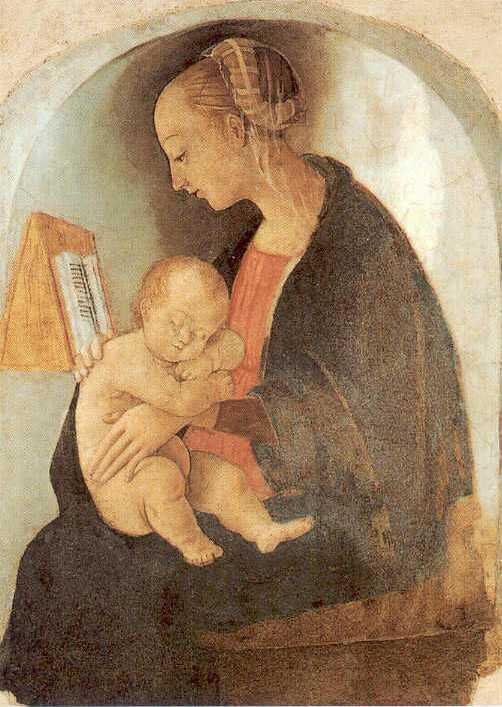 Madonna di Casa Santi