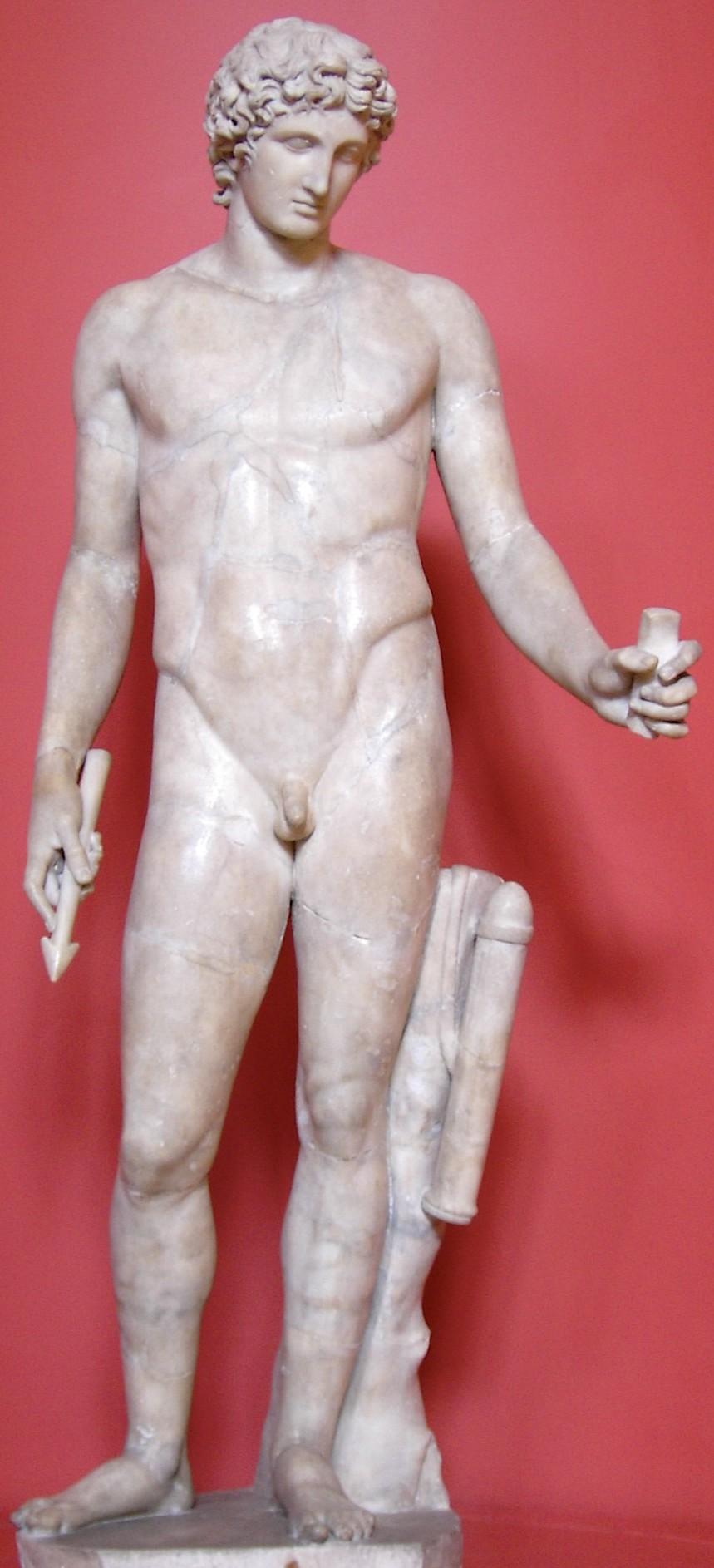 Apolo. Foto: Wikimedia