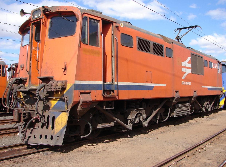 South African Class 6E1, Series 3