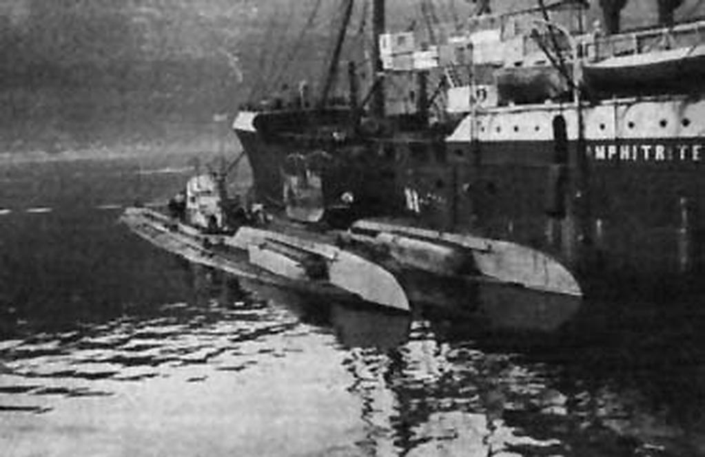 the u boats and their use by the german imperial navy during world war i Under the terms of the world war i armistice, the germans were required to turn ober all of their u-boats to the allies the german high seas fleet while including some excellent ships proved incapanle of challenging the british royal navy.