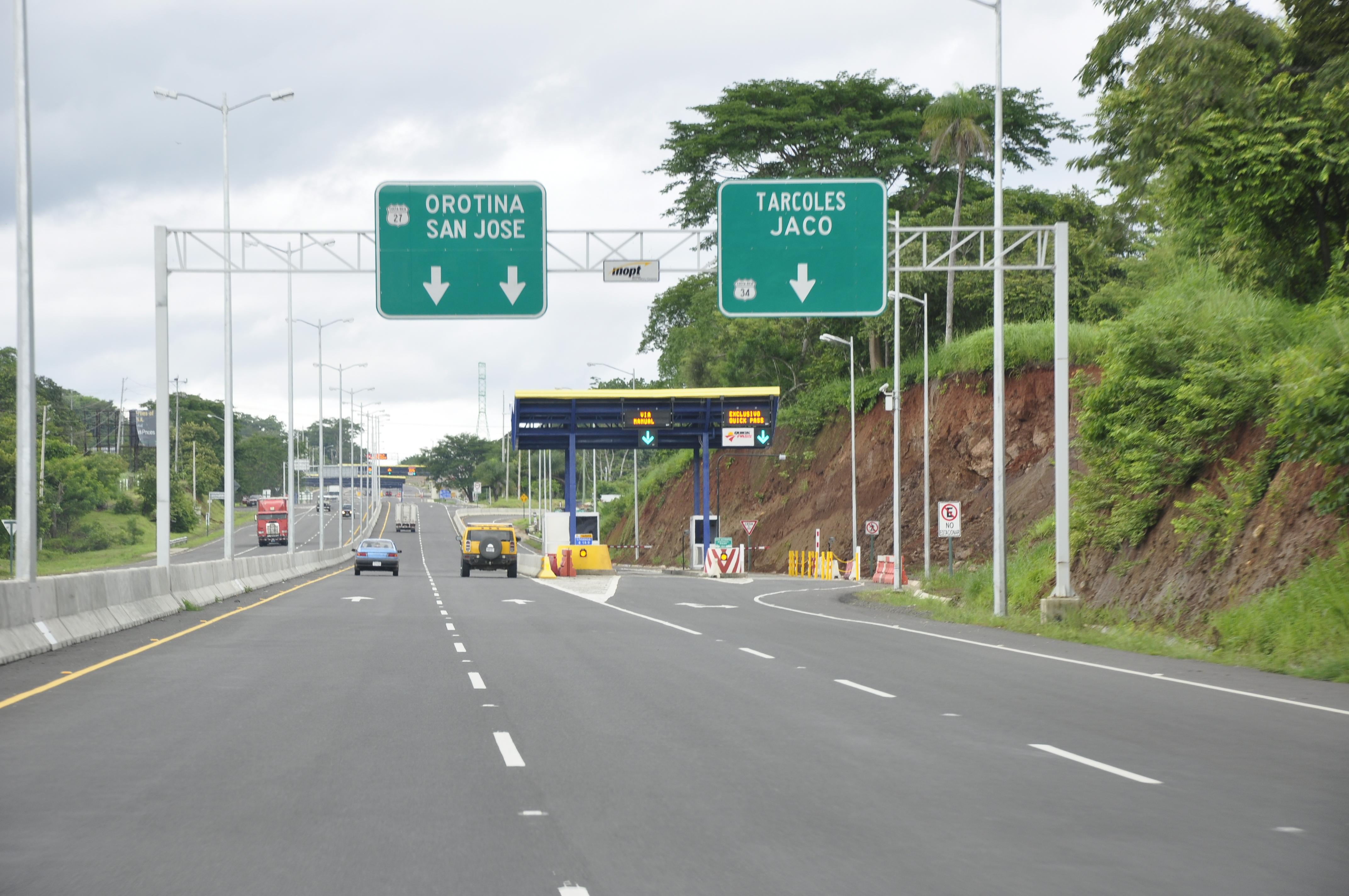 El Estado podría recuperar en pocos años la Ruta 27