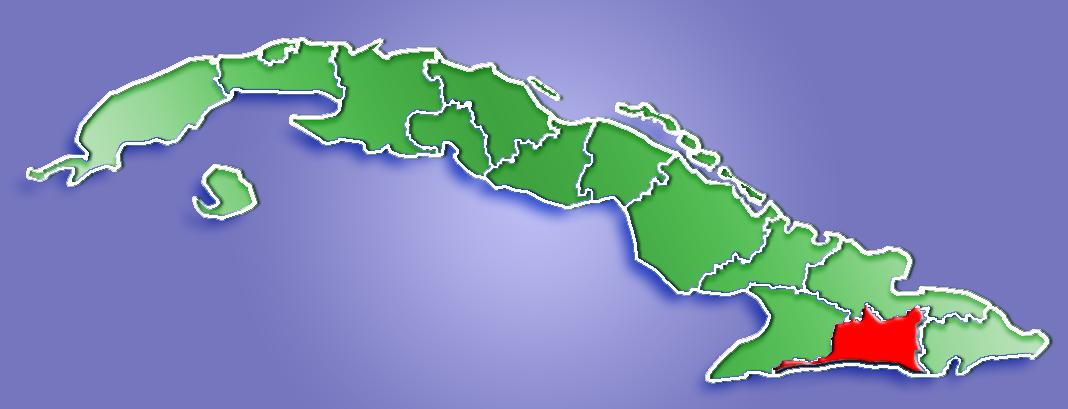 FileSantiago De Cuba Province Locationpng Wikimedia Commons - Where is cuba