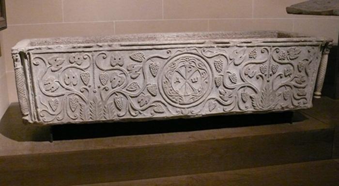 Drausius' sarkofag i Musée du Louvre