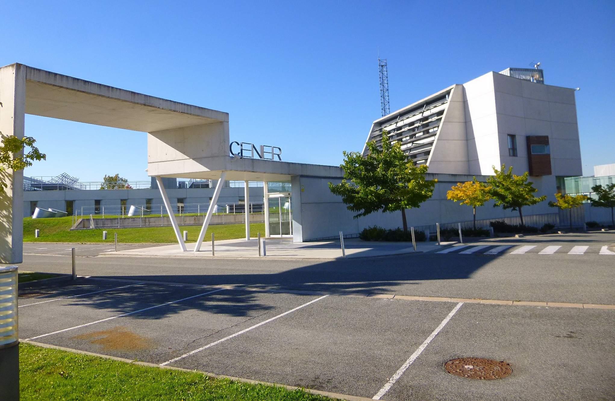 Navarra-Enclave Energía y Medio Ambiente, Centro Nacional de Energías Renovables (CENER) 3.jpg Español: Sarriguren (Egüés) - Parque de la Innovación de