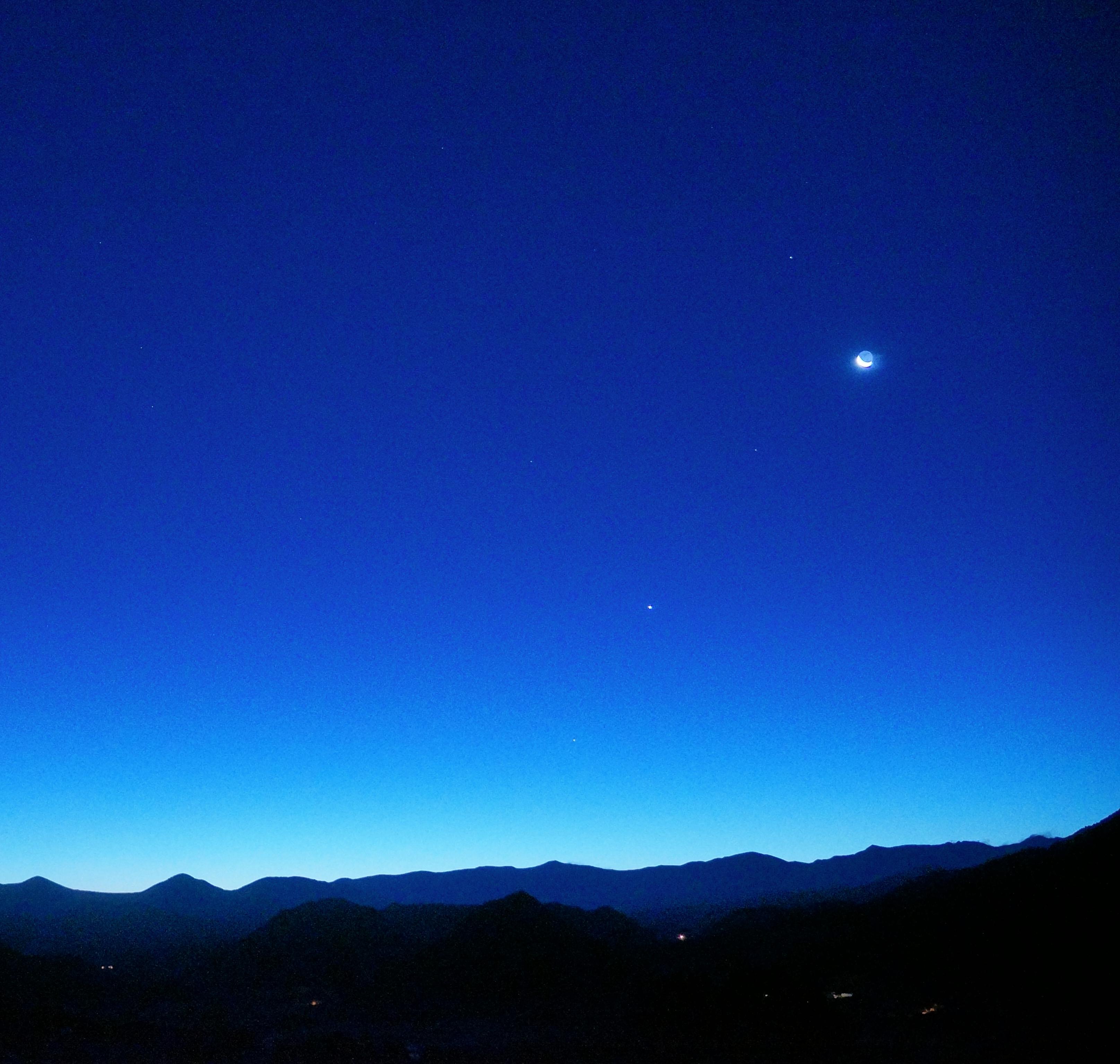 File Saturn Moon Venus And Mercury At Dawn 10 Dec
