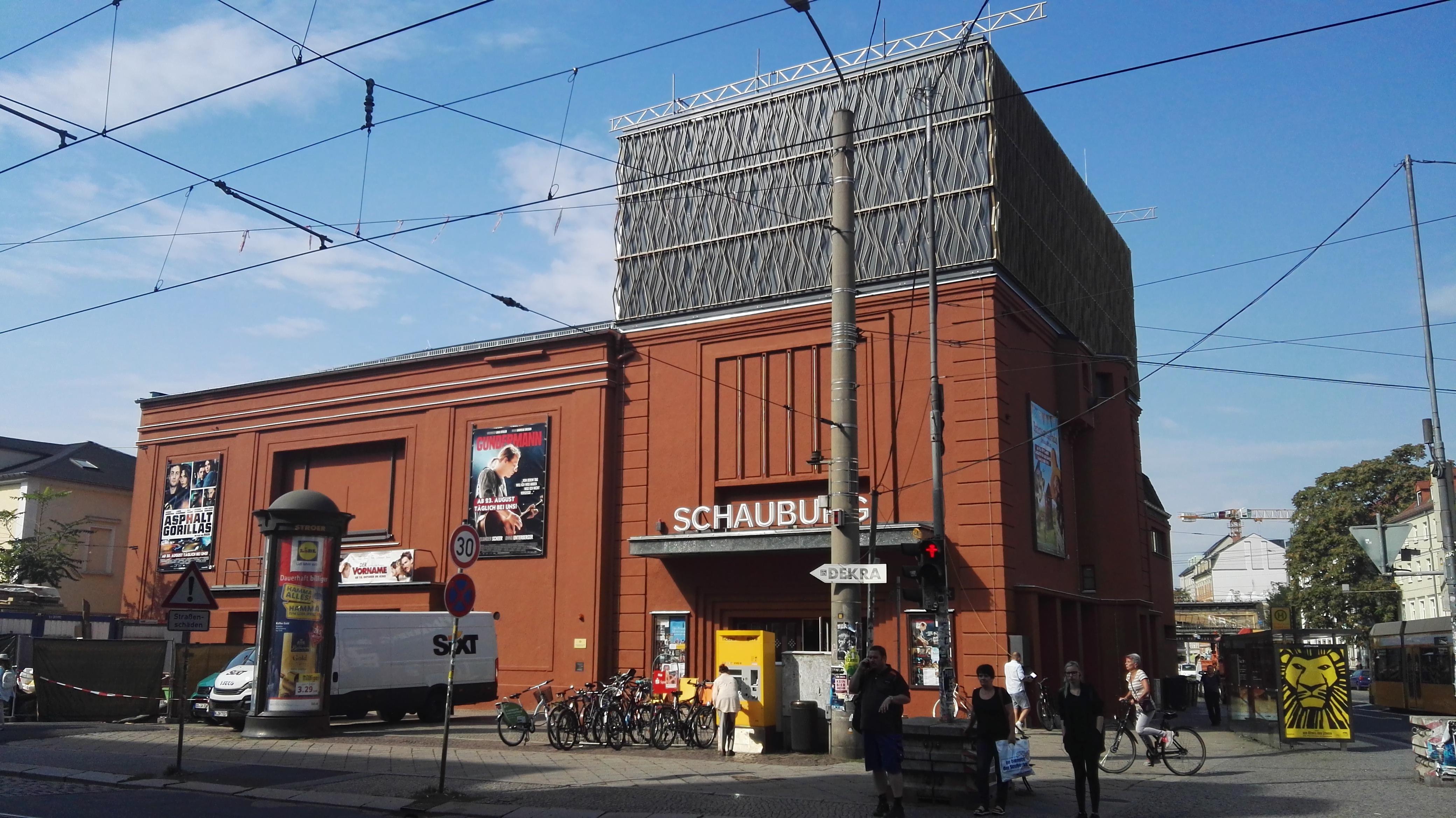 Kino Dresden Schillerplatz