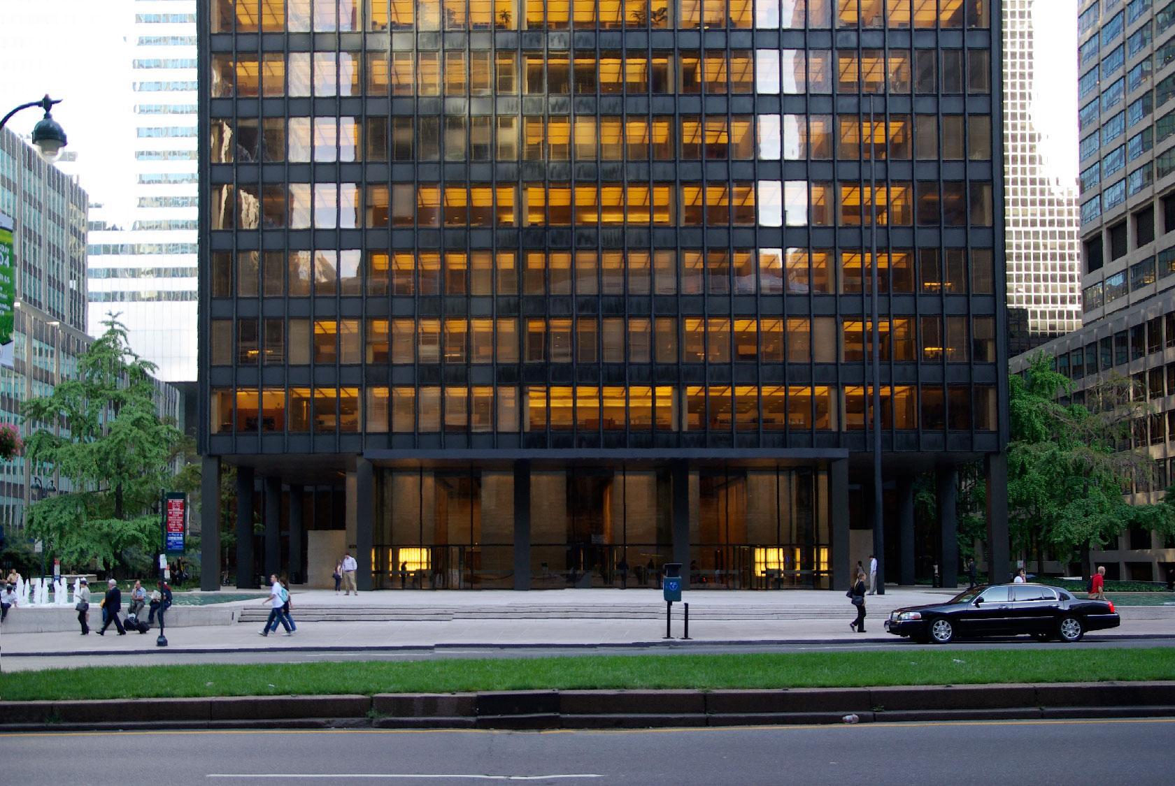 File:Seagram Building-NewYork-3.jpg - Wikimedia Commons
