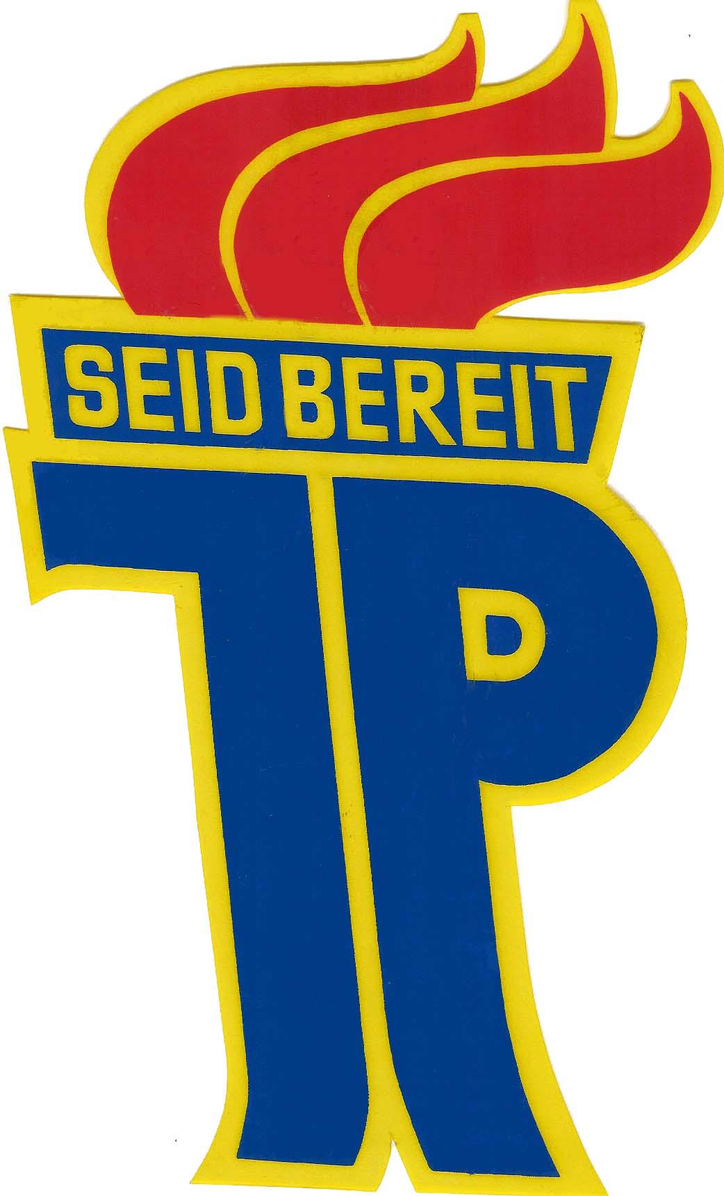 Junge pioniere logo