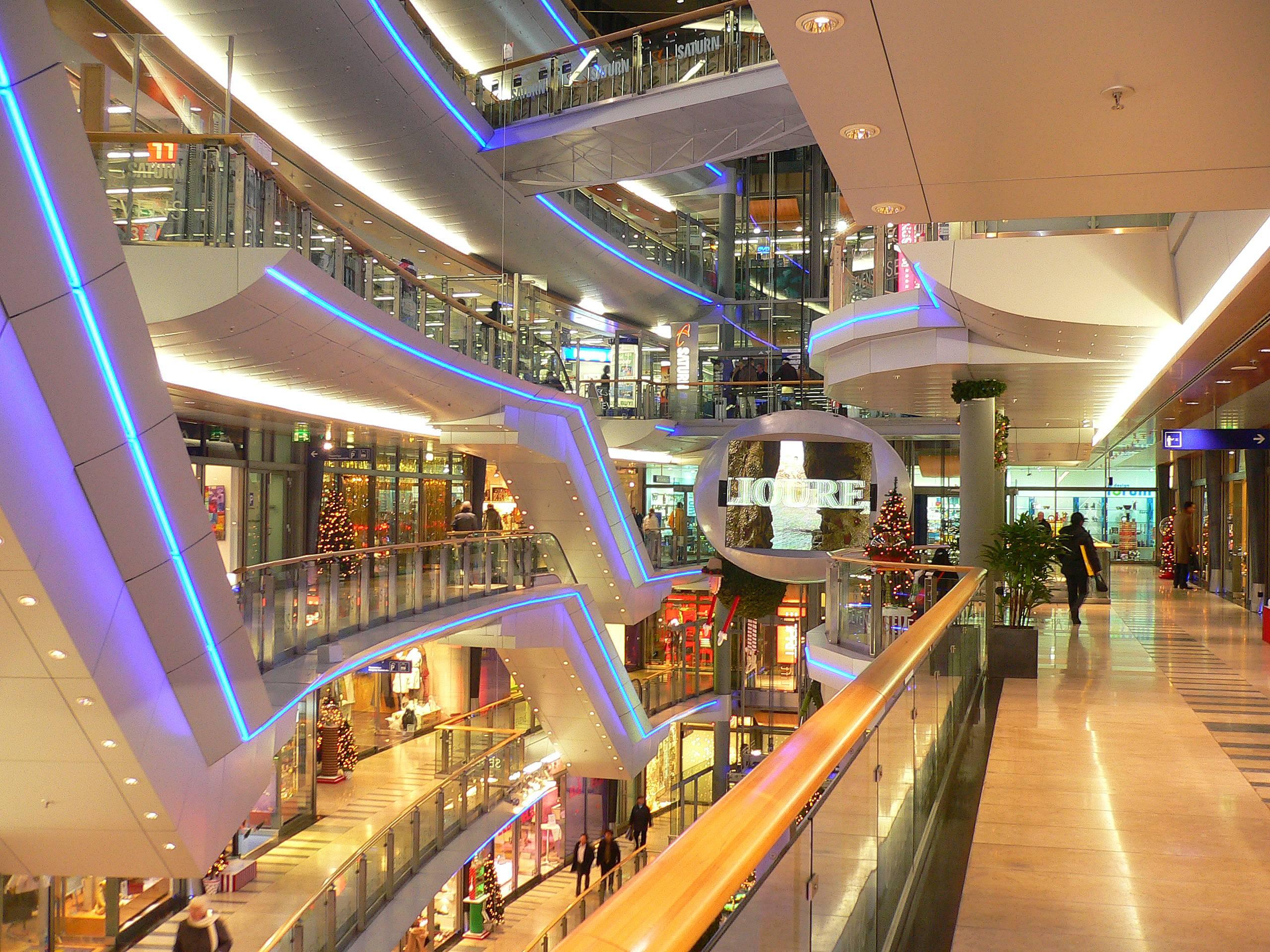 Shopping Mal Near Masala Indian Restaurant