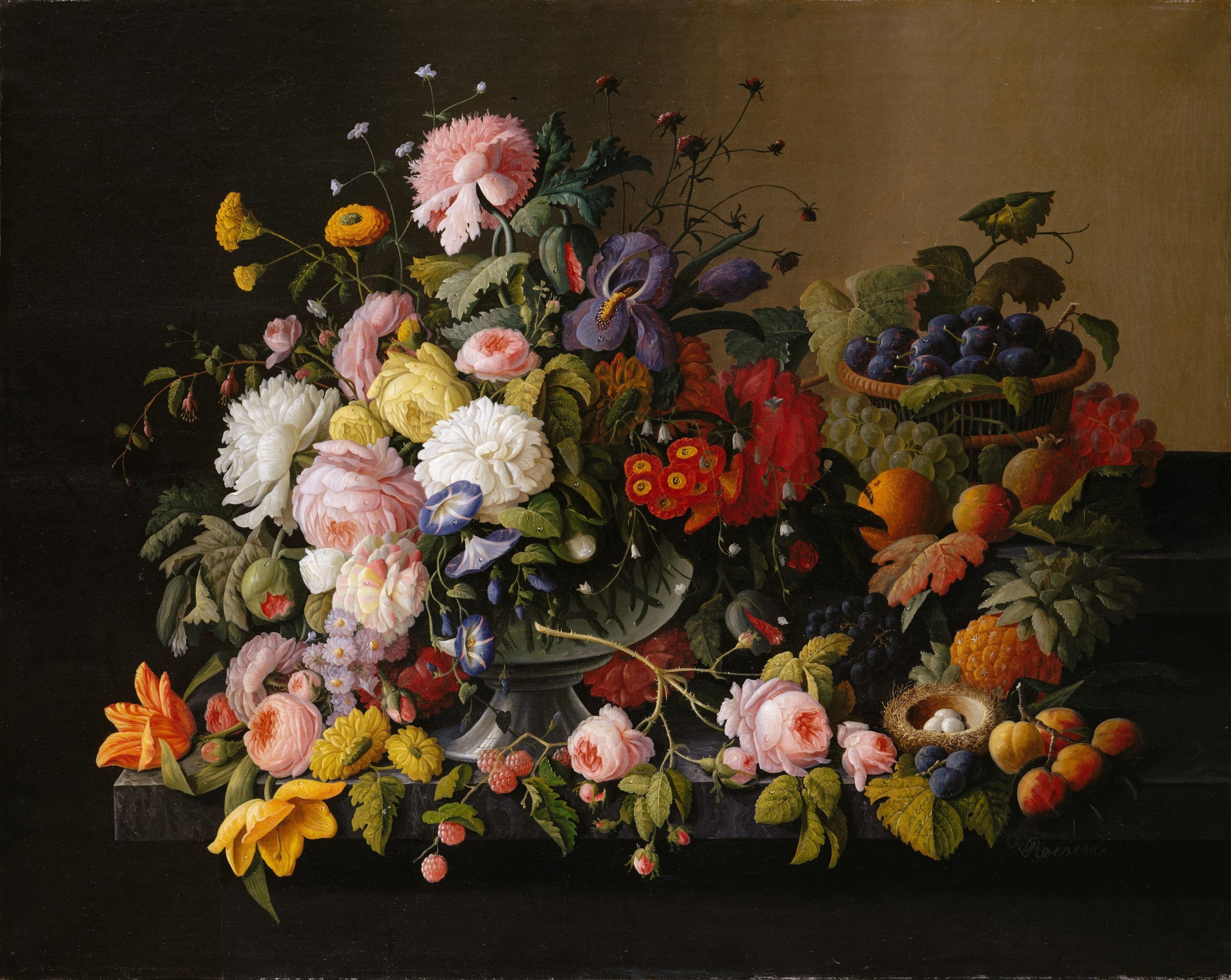 File Severin Roesen Still Life Flowers And