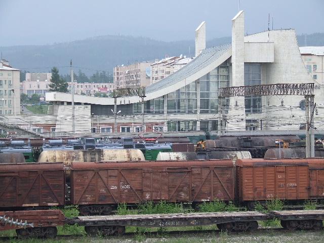 バイカル・アムール鉄道 - Baikal ...