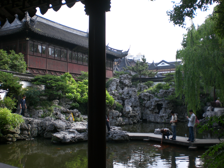 File shanghai yu yuan jpg wikipedia - Giardino del mandarino yu ...
