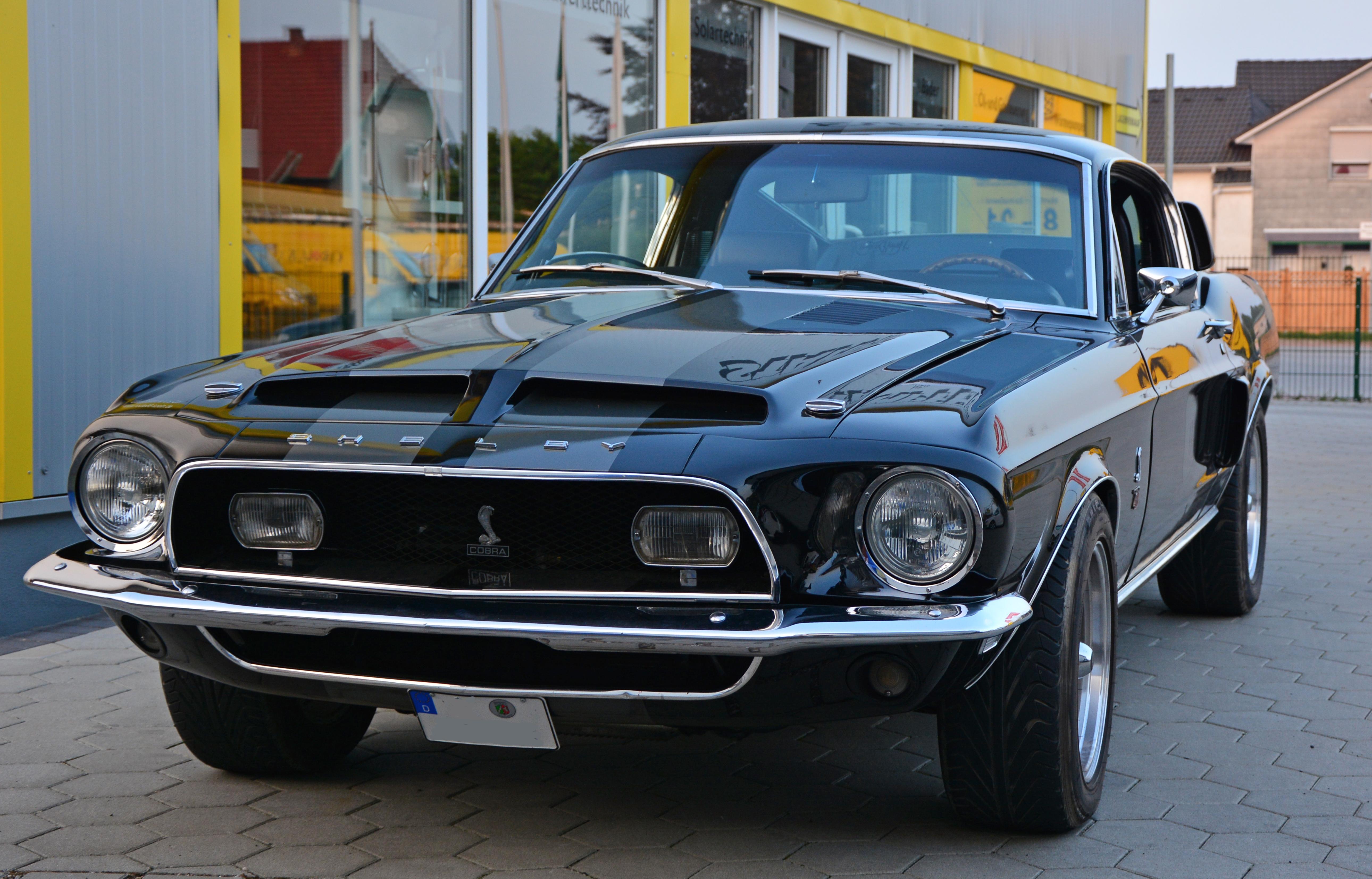 Knight Rider Shelby GT 500 - KITT GT 500 KR Mustang - 5.0 Mustang ...