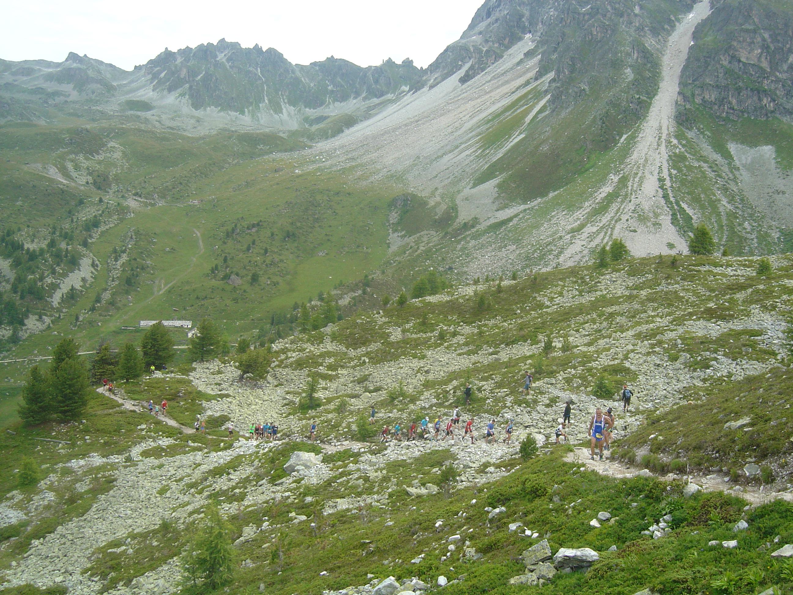 Sierre-Zinal 2014- Km 18,5.JPG