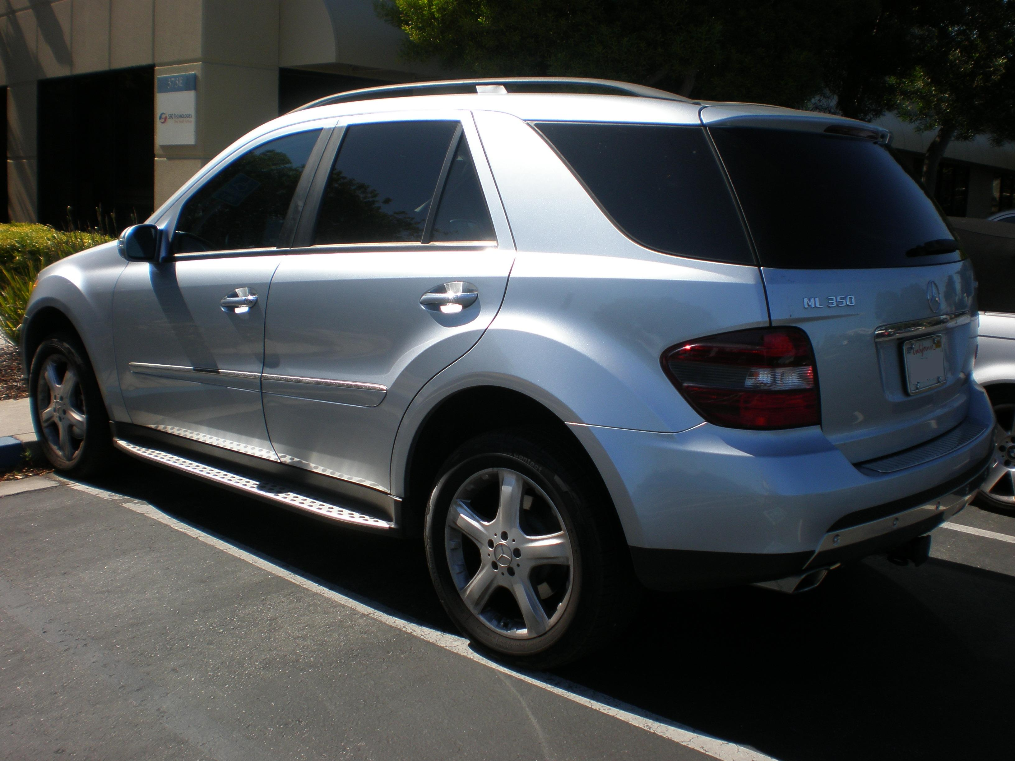 Mercedes Ml Used Car