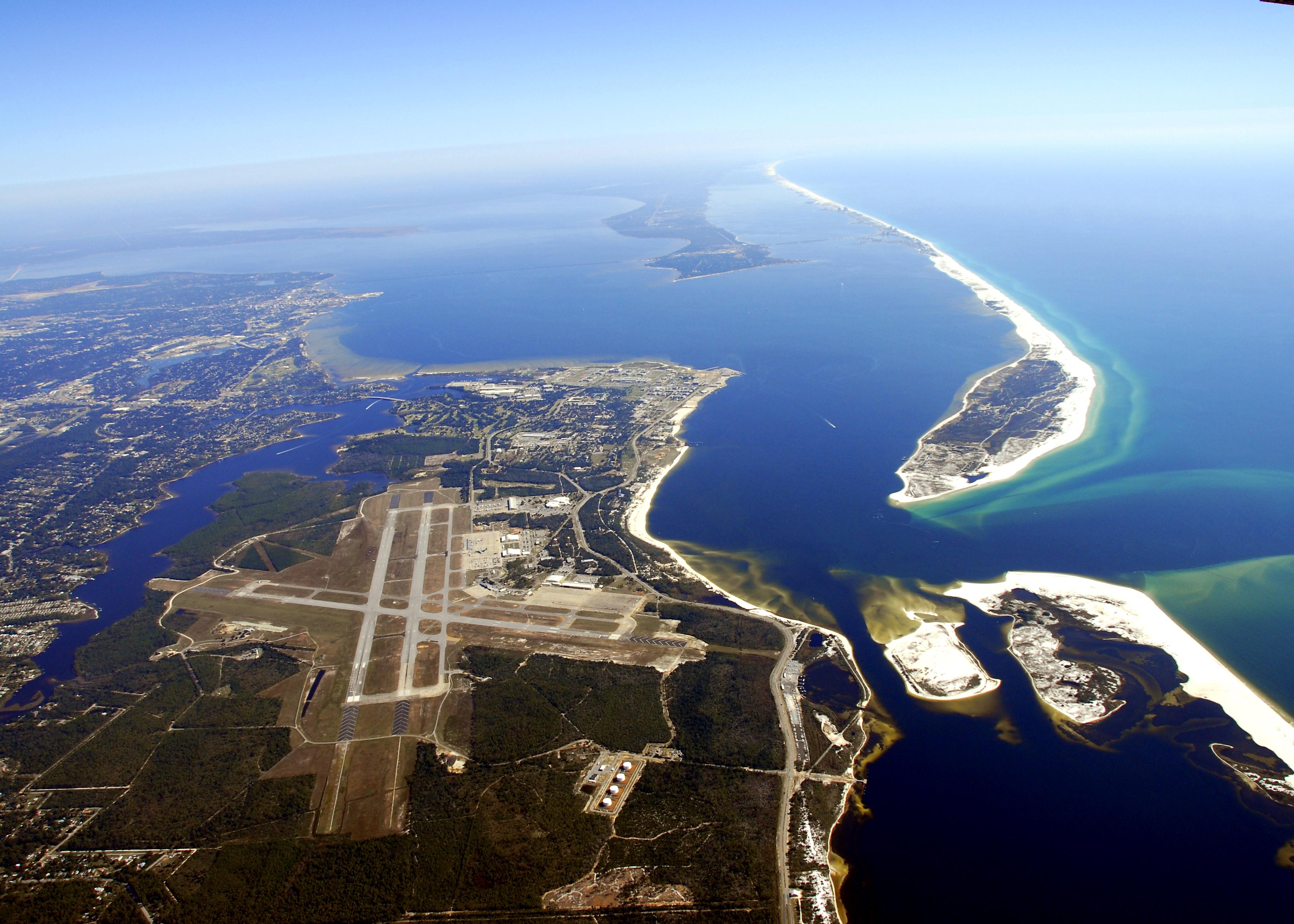 Pensacola – Travel guide at Wikivoyage