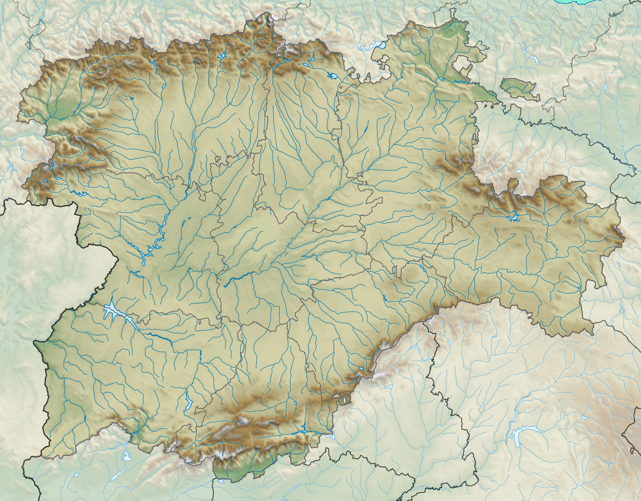 Map Of Spain Mountains.Atapuerca Mountains Wikipedia