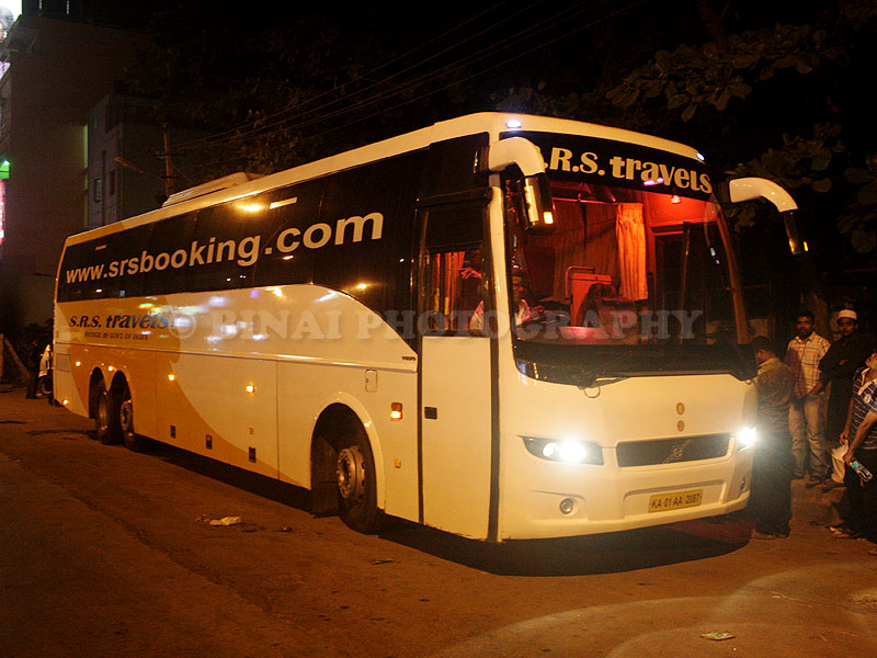 SRS Travels  Online Bus Tickets to Chennai Bangalore
