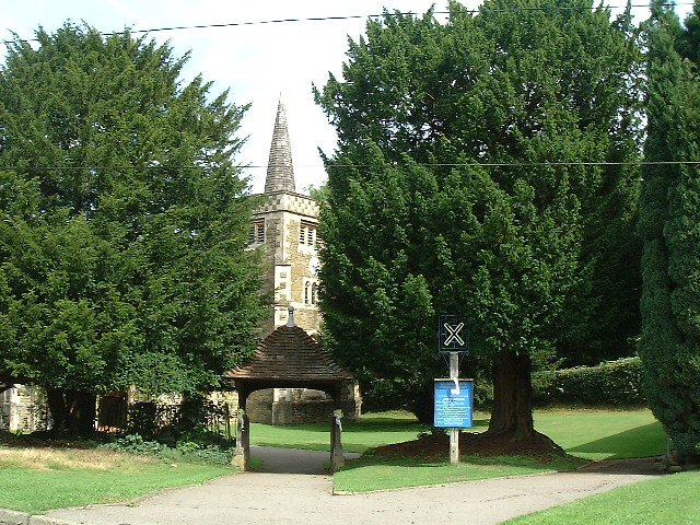 St Andrew's Church at Limpsfield Chart - geograph.org.uk - 41859
