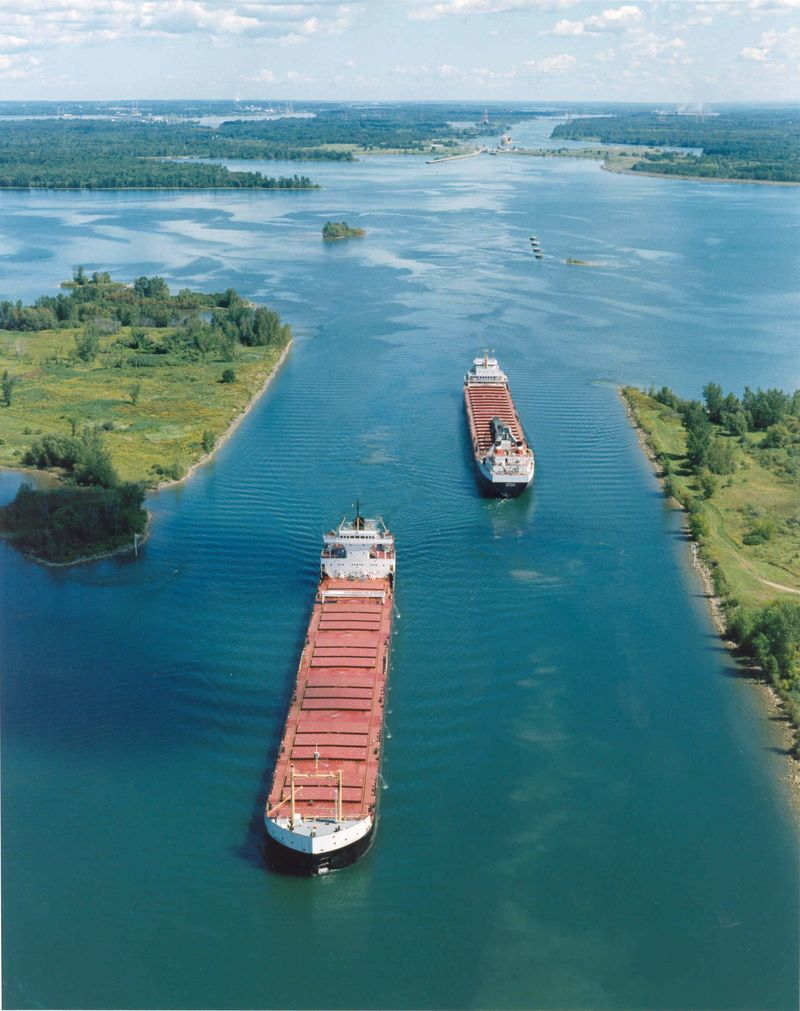 Saint Lawrence Seaway Wikipedia