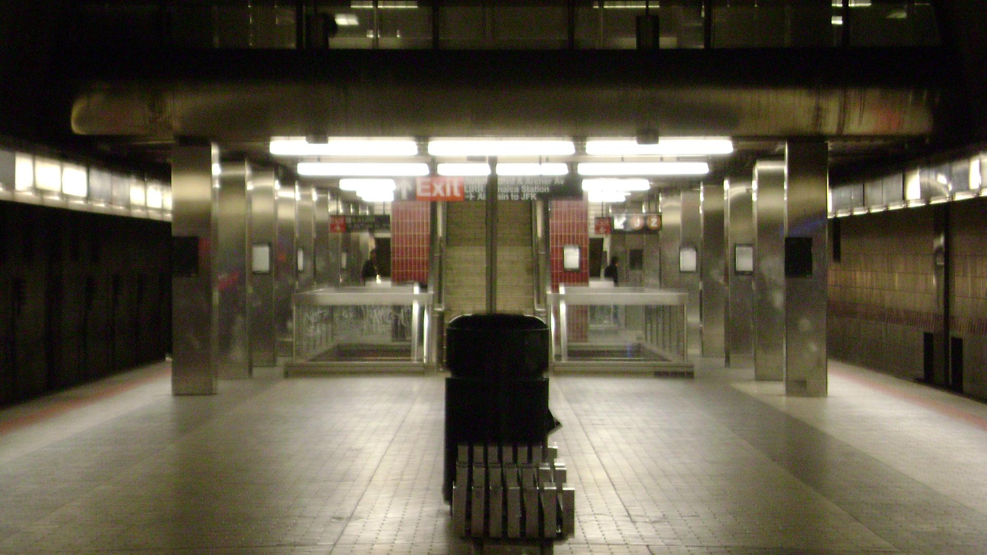 Lirr Station Sutphin Blvd
