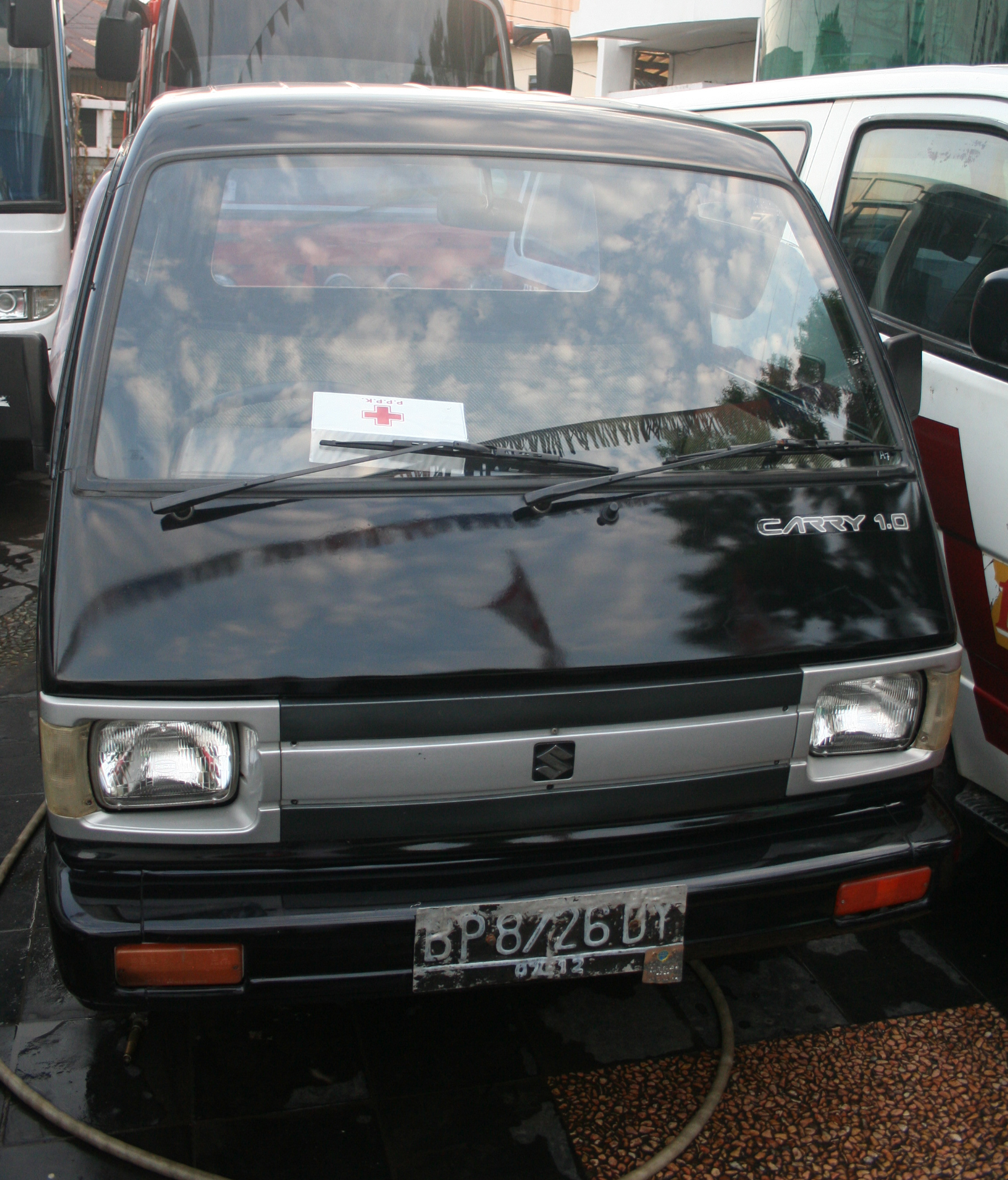 Suzuki Carry Tune Uo