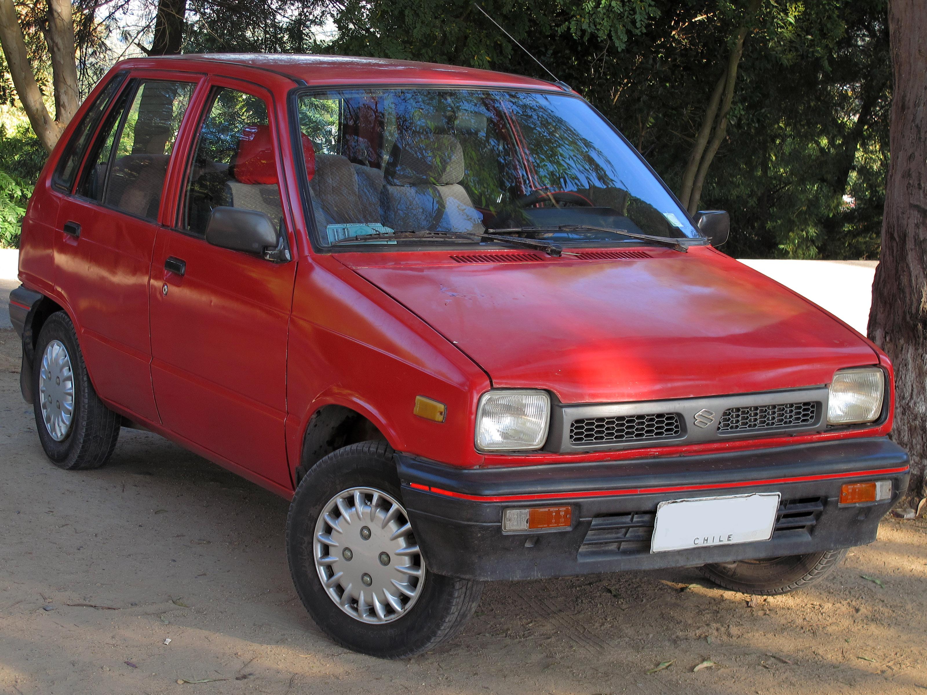 File Suzuki Maruti 800 1996 16523080309 Jpg Wikimedia