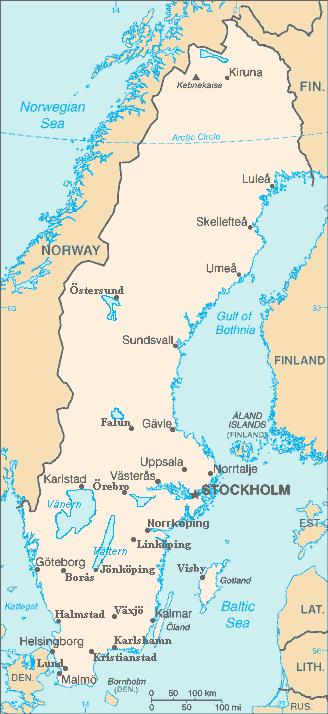 Karta Sverige Lansgranser.Kartor Over Sverige Wikimedia Commons