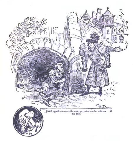 Le Bourgeois Dabbeville Ou La Housse Coupée En Deux Wikisource